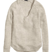 H&M - Rib-knit Sweater