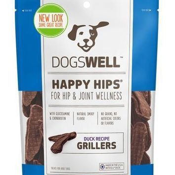 Dogswell Happy Hips Grillers Duck Tenders Dog Treats 13.5 oz