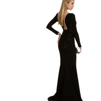 Rosie-black Formal Dress
