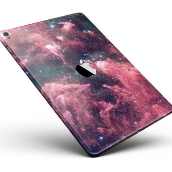 "Crimson Nebula Full Body Skin for the iPad Pro (12.9"" or 9.7"" available)"
