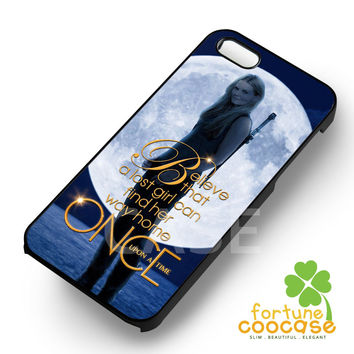 Once upon a time Emma Swan -srwe for iPhone 6S case, iPhone 5s case, iPhone 6 case, iPhone 4S, Samsung S6 Edge