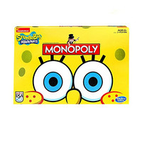 Monopoly Game SpongeBob SquarePants Edition