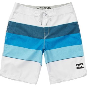 Billabong OG Stripe Boardshorts - White