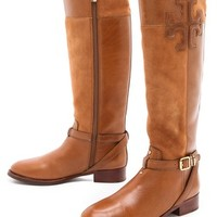 Tory Burch Lizzie Riding Boots | SHOPBOP