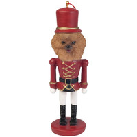Pomeranian Nutcracker Christmas Ornament
