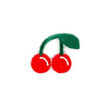 Cherries Mini Sticker Patch