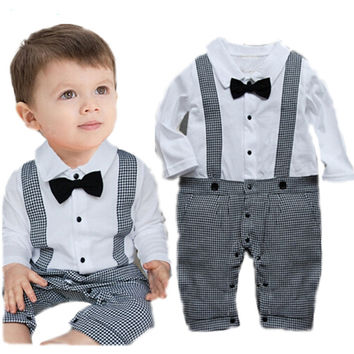 Baby Boys Casual long-sleeved suit