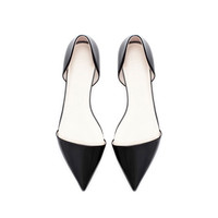 POINTED FLAT SHOE - Shoes - Woman | ZARA United States