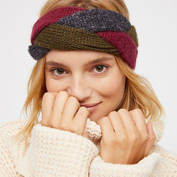 Coco Braided Knit Headband
