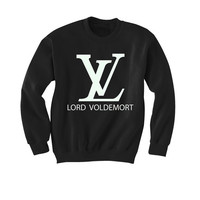 Lord Voldemort  Harry Potter themed Sweatshirt