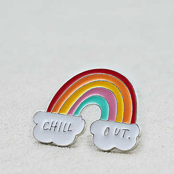 AEO Chill Out Pin , Multi
