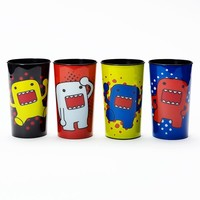 Domo 4-Pack Cup Set