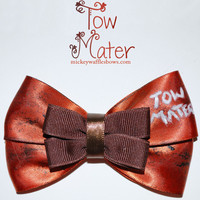 NEW RELEASE SPECIAL - Tow Mater Hair Bow
