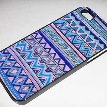 Aztec Pattern AP0013 - - -  iphone 5 case, iphone case,  iphone 5, iphone 5 cover, iphone hard case,