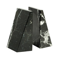Bey-Berk Marble Book End (Set of 2)