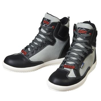 SHOES MOTO Motorcycle Racing Shoes New 4 Season Leather Moto Casual Boots Suede Motocross Shoes Men classic Cowhide Leather