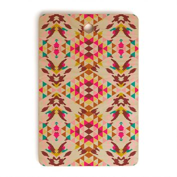 Holli Zollinger Geo Nomad Cutting Board Rectangle