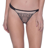 Translucent Lace g-string