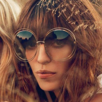 Vintage Inspired Hippy Sunglasses!