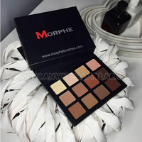 Morphe 12 Colors PALETTE 12S 12NB 12Z 12PI