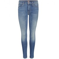 mother - the charmer skinny jeans
