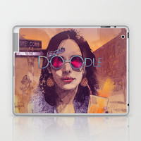 Welcome to the Fresh Doodle Laptop & iPad Skin by Fresh Doodle - JP Valderrama | Society6