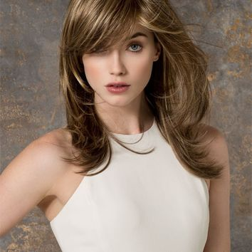 Vogue   2018   Long Synthetic Wig (Mono Crown)