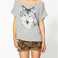 Haute Hippie Hungry Like a Wolf Tee	 | Piperlime