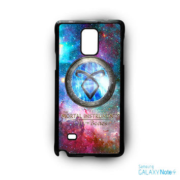 The Mortal Instruments City Of Bones for Samsung Galaxy Note 2/Note 3/Note 4/Note 5/Note Edge phone case