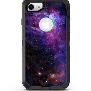 Glowing Deep Space - iPhone 7 or 8 OtterBox Case & Skin Kits