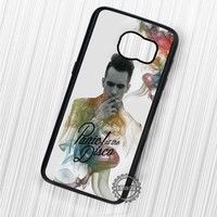 Too Weird To Live Panic at The Disco - Samsung Galaxy S7 S6 S5 Note 7 Cases & Covers
