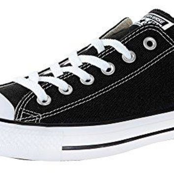 Converse Unisex Chuck Taylor All Star Ox Basketball Shoe Black 14 B(M) US Women/12 D(M) US Men