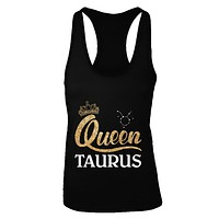Queen Taurus Zodiac April May Birthday Gift