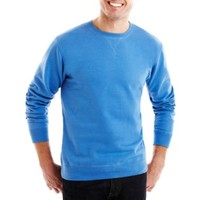 St. John's Bay® Fleece Crewneck Sweater