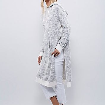 Free People Womens Feelin' It Hoodie