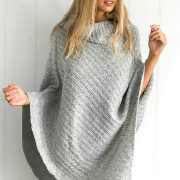 Beat the Chill Poncho