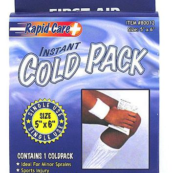 Instant Cold Pack ( Case of 24 )