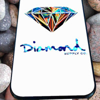 Diamond Supply Co Custome for iPhone 4/4s, iPhone 5/5S/5C/6, Samsung S3/S4/S5 Unique Case *76*