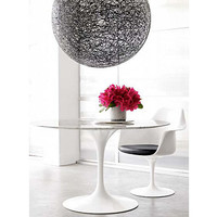 Saarinen Tulip Armchair - Design Within Reach