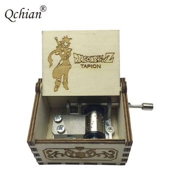 Hogwarts Game of Thrones DIY Music Box DRAGON BALL Pirates of the Caribbean It Calls Me Beauty and the Beast Music Box