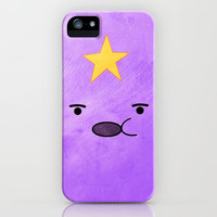 Adventure Time - Lumpy Space Princess iPhone & iPod Case by hannahclairehughes