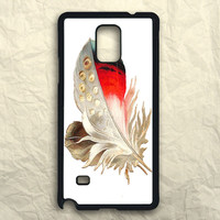 Color Feather Samsung Galaxy Note 3 Case