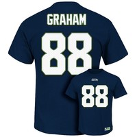 Majestic Seattle Seahawks Jimmy Graham The Eligible Receiver II Tee