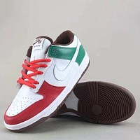 Trendsetter Nike Dunk Low Pro Iw Fashion Casual  Low-Top Old Skool Shoes