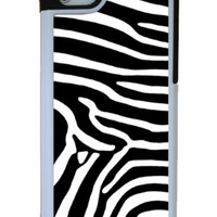 Zebra print animal pattern iPhone 5 protective 2 piece case for Apple caseorama