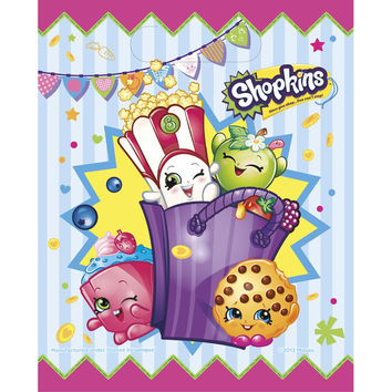 Shopkins Party Loot Bags [8 per Pack]