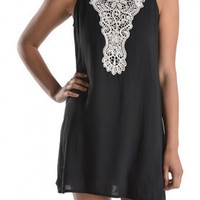 Seize The Day Dress: Black