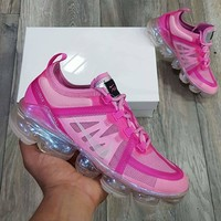 Nike Air Vapormax 2019 Full-palm small air cushion bubble jogging shoes