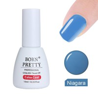 BORN PRETTY Coat Color of the Year 2017 Series Nail UV Gel 10ml Soak Off Color Candy Color Manicure Nail Art Gel Polish