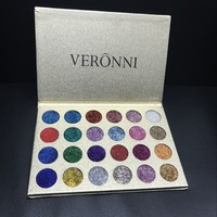 Veronni Bling Bling 24-color Waterproof Eye Shadow [11898784463]